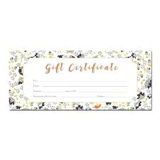Gift Certificate Template Printable Free Printable Gift Certificate Template Birthday That Can