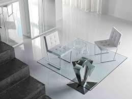 modern glass dining table. Modern Glass Dining Table