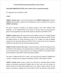 Sample Letter Of Intent To Lease A Space In A Mall Manual Download