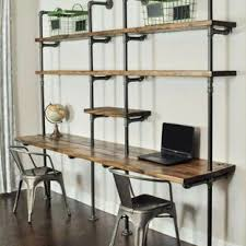 Industrial home office Steampunk 75 Most Popular Industrial Home Office Design Ideas For 2019 Stylish Industrial Home Office Remodeling Pictures Houzz Houzz 75 Most Popular Industrial Home Office Design Ideas For 2019