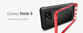 Galaxy Note 5 - Samsung Cell Phone | SPIGEN