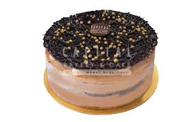 Milo Chocolate Cake Capital Bakery
