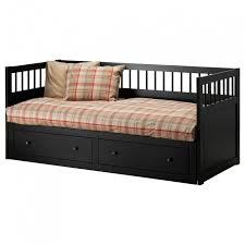 day beds ikea home furniture. excellent black polished daybed with trundle rails handle headboard for modern furnishing bedroom decors day beds ikea home furniture e