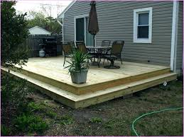 deck patio ideas small backyards multi level ground image result for decks and patios wood idea