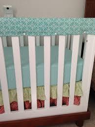 Crib Rail Cover Pattern