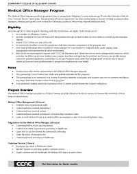 Medical Receptionist Resume Objective Examples Administrative For