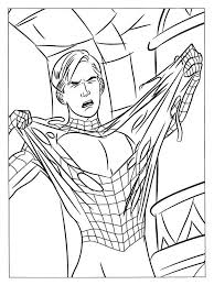 Small Picture Spider man coloring pages Download and print Spider man coloring