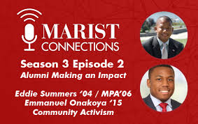 """Marist College - Dr. Edward """"Eddie"""" Summers '04 / MPA'06 is President and  CEO of The Thinkubator, a Bronx-based nonprofit that works to train,  educate, and connect Bronx youth to work-based learning"""