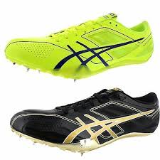 Track And Field Conversion Chart Asics Mens Sonicsprint G403y Track And Field Running Shoes Ebay