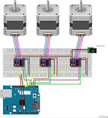 connecting grbl � grbl grbl wiki � github 3-Way Switch Wiring Diagram method five drv8825