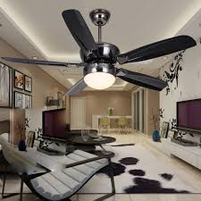 image of led modern ceiling fan replacement glass