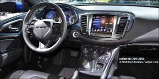 chrysler 200 2015 interior. dash chrysler 200 2015 interior t