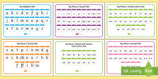 Instead of introducing new symbols to. Phase 1 To 5 Sound Mats Letters And Sounds Phases Overview