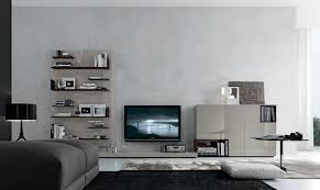 Modern and Functional Open Wall System Design for Home Furniture