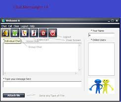 chat messenger rmi java by shadab hussain on guru related services