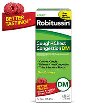 Cough And Chest Congestion Dm For Frequent Coughing