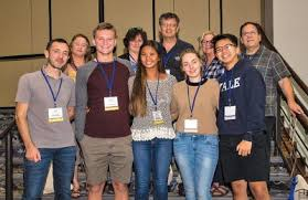 First Flight High School Students Present Papers at OCEANS (Again!) - The  IEEE Oceanic Engineering Society