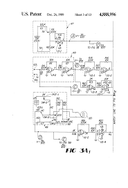 patent us4888996 dc motor operated valve remote monitoring patent drawing