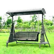 outdoor swing chair cushions garden swing seat cushions