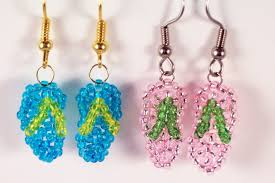 Beaded Earring Patterns For Beginners Cool Ideas