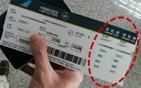 The Double Ticket Stub Chinas Economic Cure All Hong Kong Free