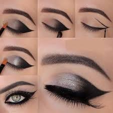 natural middot eyeshadow simple smokey eye cara makeup