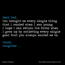 Dad 3 Quotes Tet Theemotionaltypewriter Lifequotes Feeling