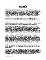 dawsey adams descriptive essay  dawsey    descriptive essay examples jilabeme descriptive essay examples   of descriptive essays