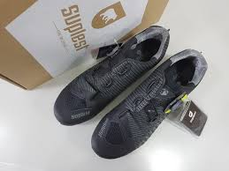 Suplest Edge 3 Comfort Road Bicycle Cycling Racing Shoes Size 42 Black