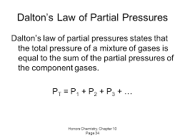 total pressure equation chemistry. honors chemistry, chapter 10 page 34 dalton\u0027s law of partial pressures total pressure equation chemistry