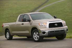 2007 Long Based Toyota Tundra Full-Size Pickup Truck Pictures ...
