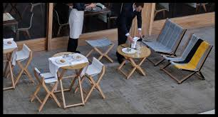 Wood design furniture Contemporary Plywood Design Furniture With Upcycled Sails