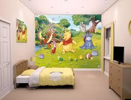 Elegant Winnie The Pooh Nursery Wall Art