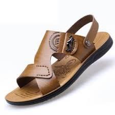 <b>Men</b> Leisure <b>Outdoor</b> Dual-use Flip-flops Sandals in 2019 | sandals ...