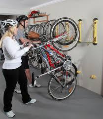 free bike rack for garage diy