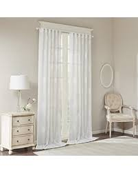 Check Out These Major Deals on Sheer Curtains for Bedroom ...