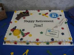 Retirement Cake Pictures 73 Posted