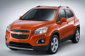 Used 2015 Chevrolet Trax SUV Pricing - For Sale | Edmunds