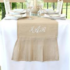 white chiffon table runner roundup totally able table runners kitchenaid appliances white chiffon table runner