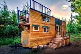 Small Picture 204 Sq Ft Mountaineer Tiny Home with Rooftop Deck