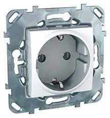 <b>Розетка Schneider Electric UNICA</b> MGU5.036.18ZD,16А, белый