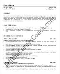 10 Medical Administrative Assistant Resume Templates Free