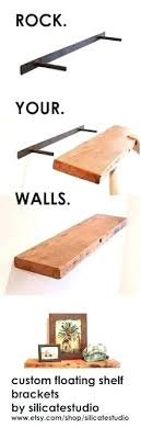Raw Wood Floating Shelves Magnificent Raw Edge Wood Shelf Thejumpoffco