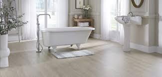 how to fix a sinking bathroom floor