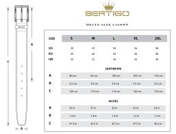 Bertigo Belt Brown