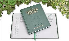 garden journal. Fine Garden A Gardeneru0027s Journal U2014 Ten Year Chronicle Of Your Garden With N
