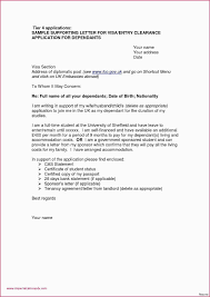 026 Free Download Sample Immigration Letter Of Support For