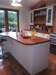 Dee Design Kitchens Cream Shaker Door With Laminate Counter And Recycled Kitchen