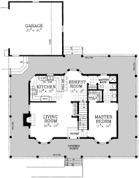 American Classic House Plan  81418W  Architectural Designs Classic Floor Plans