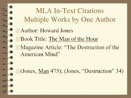 Mla In Text Citation Two Authors Same Last Name Intext Citations Aka
